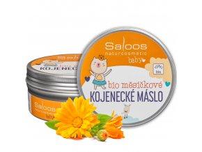 saloos bio slehane mesickove kojenecke maslo 150ml
