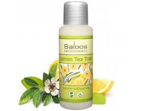 saloos hydrofilni odlicovaci olej lemon tea tree 50ml