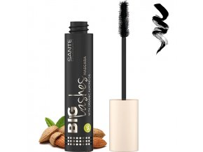 sante rasenka big catwalk lashes mascara 01 cerna 10ml