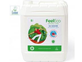 feel eco prostredek na nadobi ovoce a zeleninu 5l