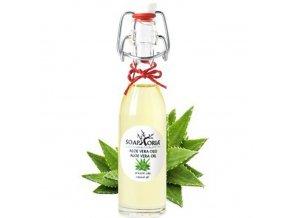 soaphoria aloe vera olej 50ml