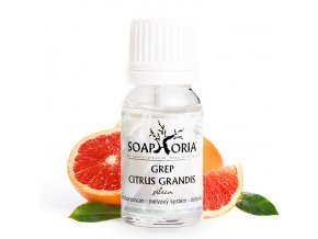 soaphoria esencialni olej grapefruit 10ml