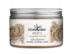 soaphoria bulharsky hnedy jil 150ml