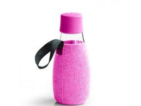 Retap obal na láhev 0,3l Růžový