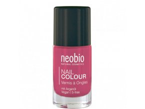 neobio lak na nehty 04 lovely hibiscus 8ml