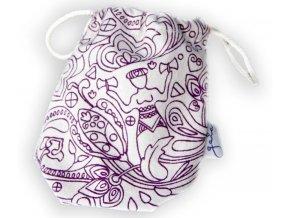 gaia cup sáček na menstruacni kalisek