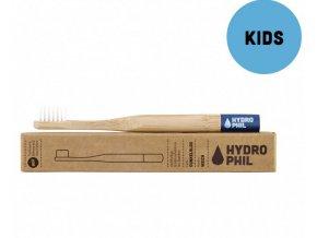 hydrophil bambusovy kartacek pro deti modry soft