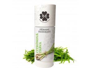 rae prirodni deodorant roll on bio citronova trava 25ml