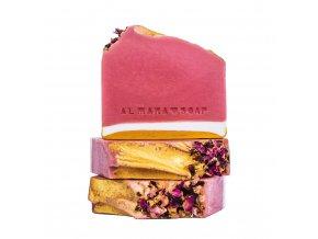 almara soap prirodni mydlo ruzovy grep 100g