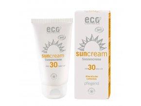 eco cosmetics opalovaci krem spf 30 bio 75ml