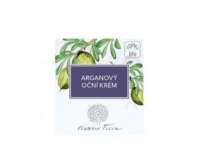 nobilis tilia arganovy ocni krem 1ml vzorek