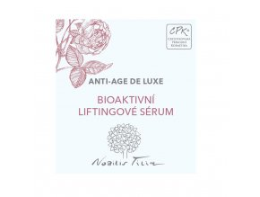 nobilis tilia bioaktivni liftingove serum 1 ml vzorek