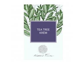 nobilis tilia tea tree krem 2ml vzorek