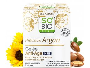 so bio gel nocni anti age precieux argan 50ml bio