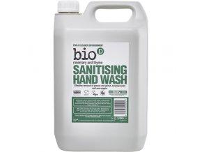 bio d antibakterialni tekute mydlo na ruce rozmaryn tymian 5l