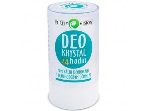 purity vision mineralni deo krystal 24hodin 120g