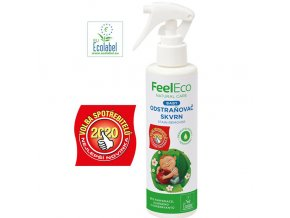 feel eco odstranovac skvrn baby 200ml