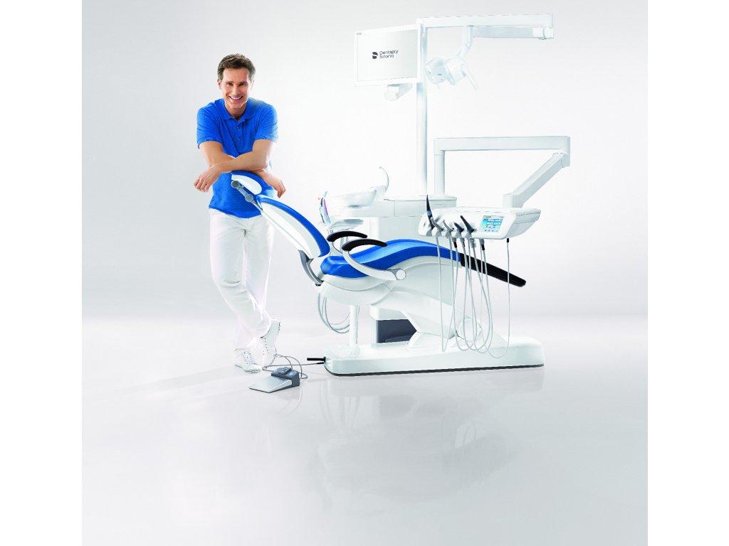 intego pro ts sapphire dentist man monitor white