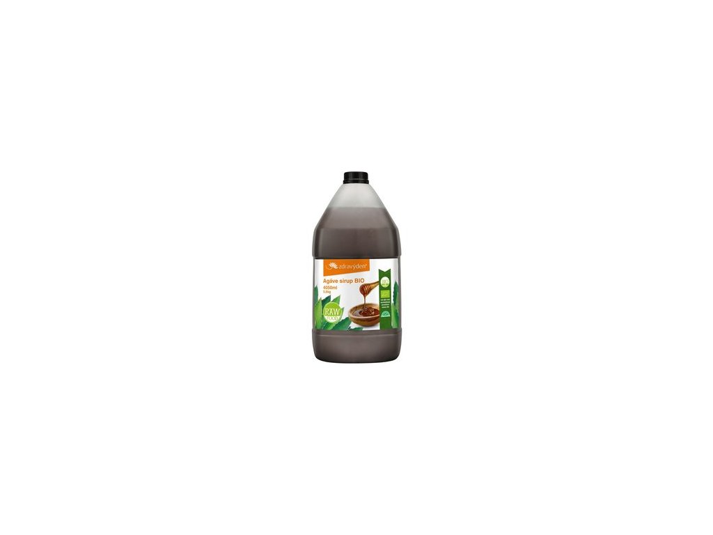 agave sirup bio raw 4050