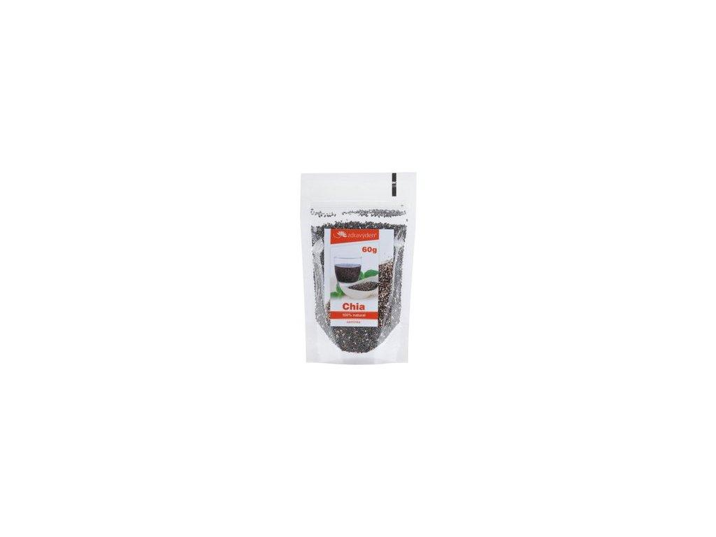 Zdravý den Chia semínka (varianta 1000g)