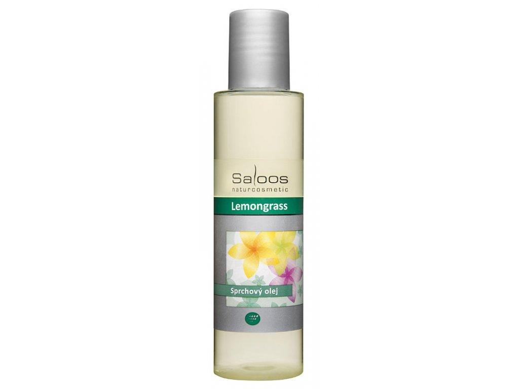 Saloos Lemongrass sprchový olej (varianta 250ml)