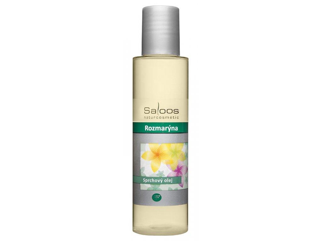 Saloos Rozmarýna sprchový olej (varianta 250ml)