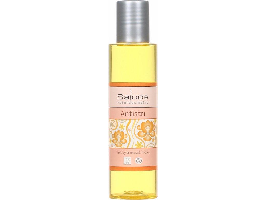 Saloos tělový a masážní olej Antistri (varianta 1000ml)