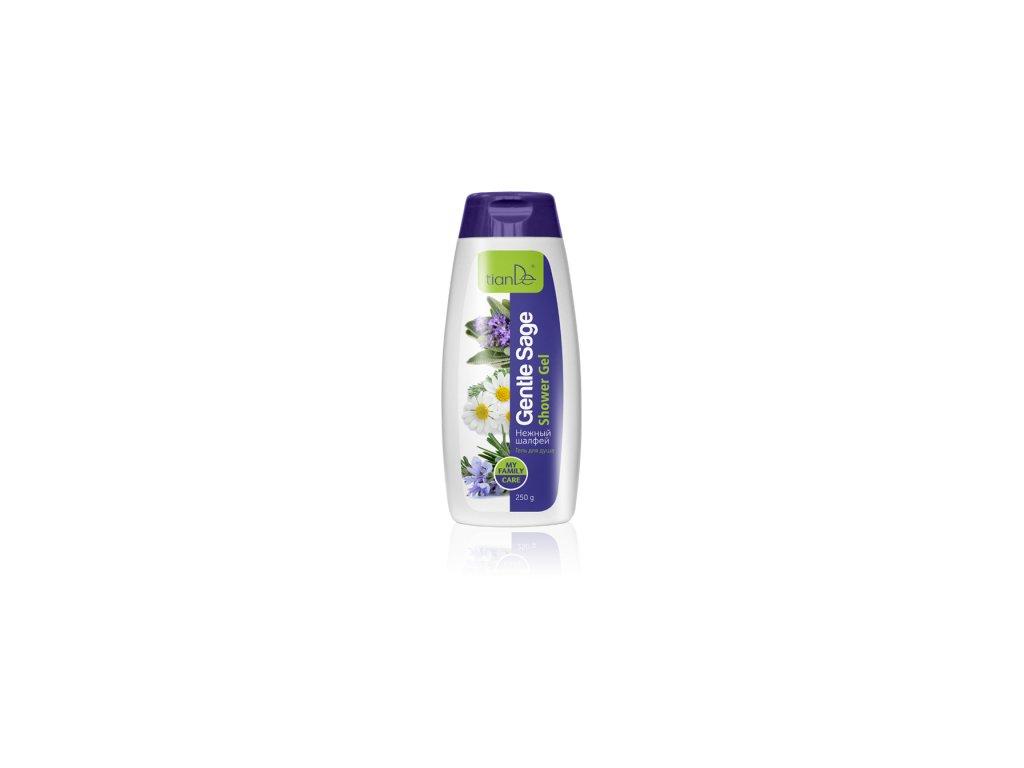 10121 tiande sprchovy gel nezna salvej 250 ml