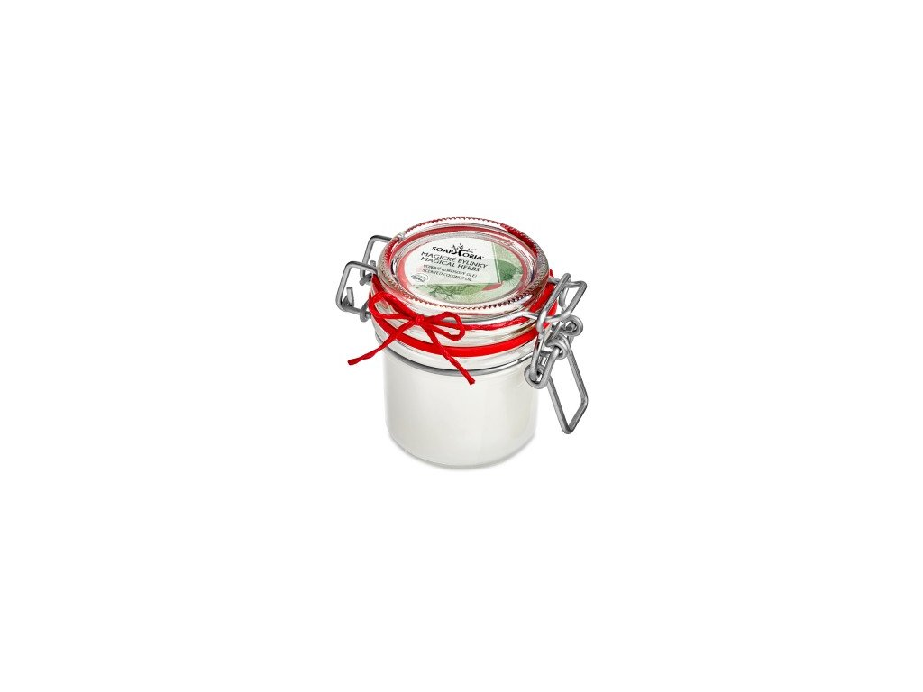 Soaphoria magické bylinky kokosový olej 125 ml