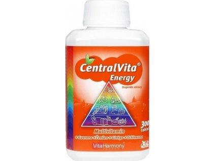 17666 vitaharmony centralvita energy xxl 300 tablet