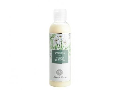 Nobilis Tilia Radost ze života sprchový gel 200 ml