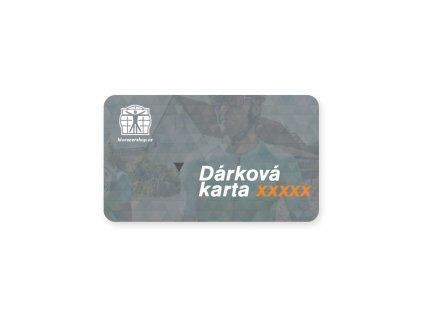 dárková karta 04 04