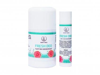 FRESH DEO bio deodorant