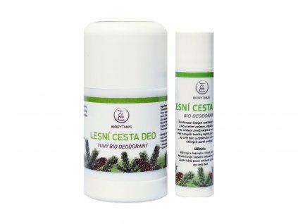 LESNÍ CESTA DEO bio deodorant