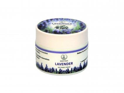LAVENDER family krém 50 ml
