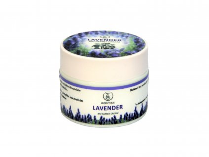 LAVENDER family krém 50 ml