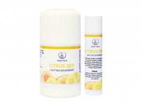 CITRUS DEO deodoranty