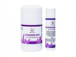 LEVANDER DEO deodoranty
