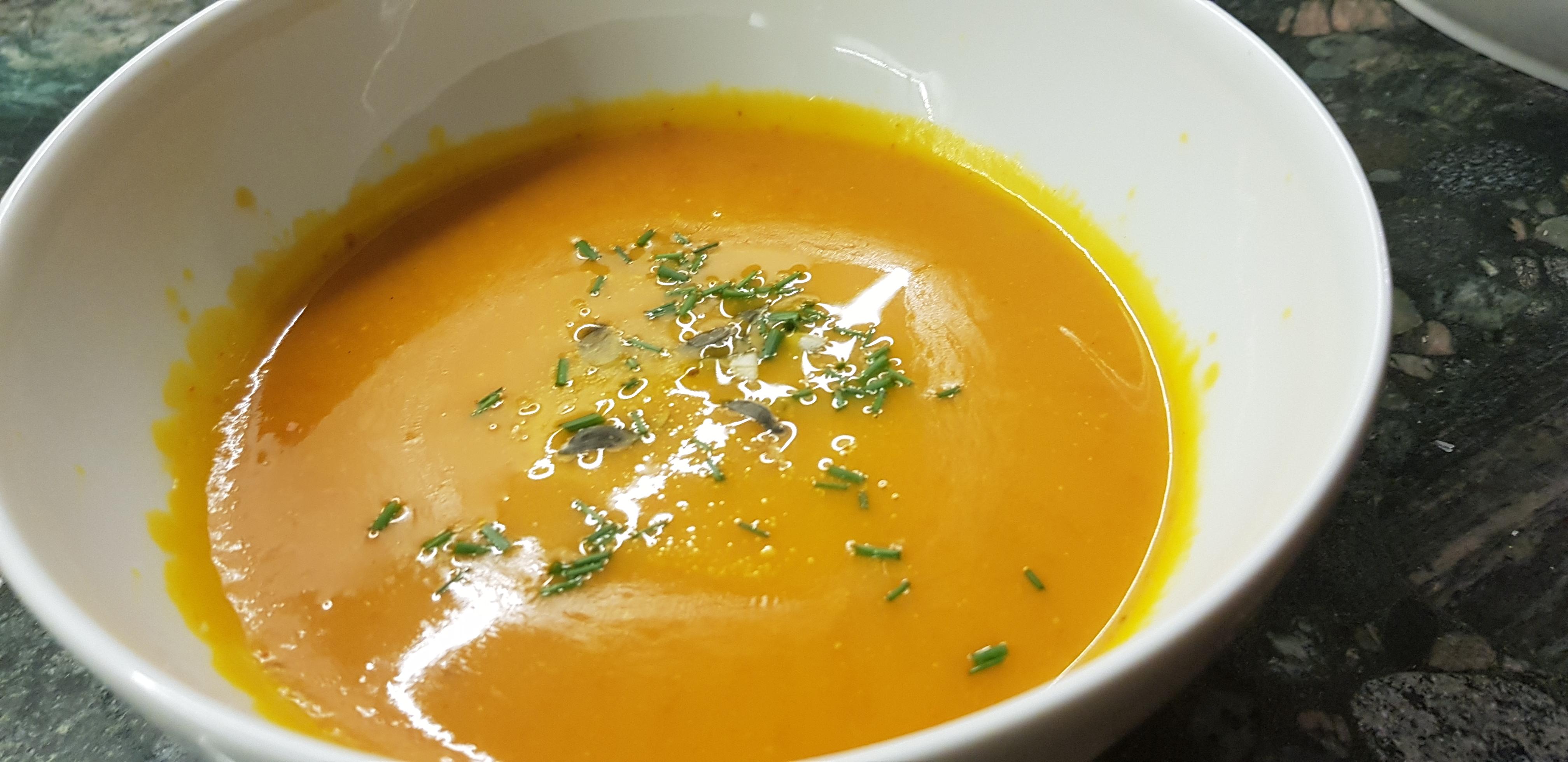 Rýchla hokkaidó polievka