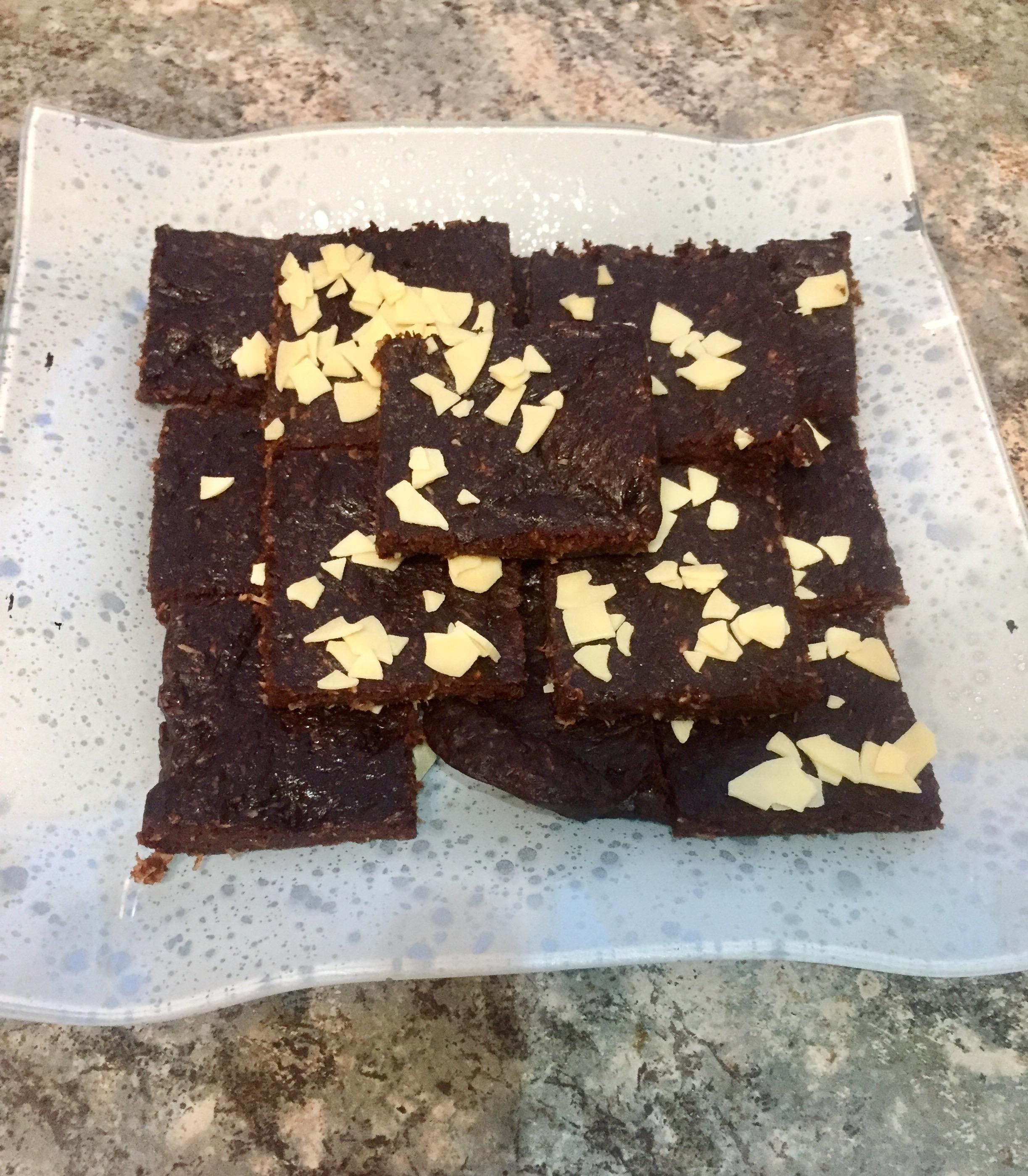 Gaštanové brownies