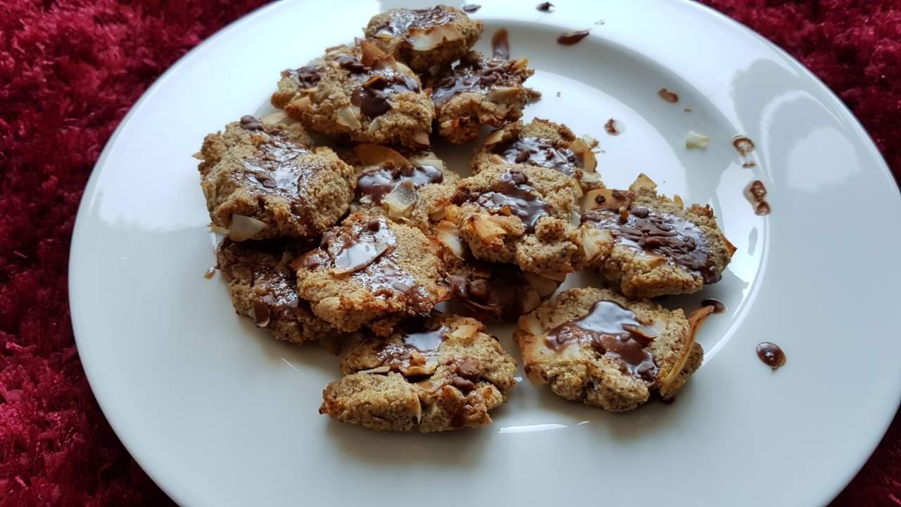 Pohánkové cookiesky rýchlo a ľahko