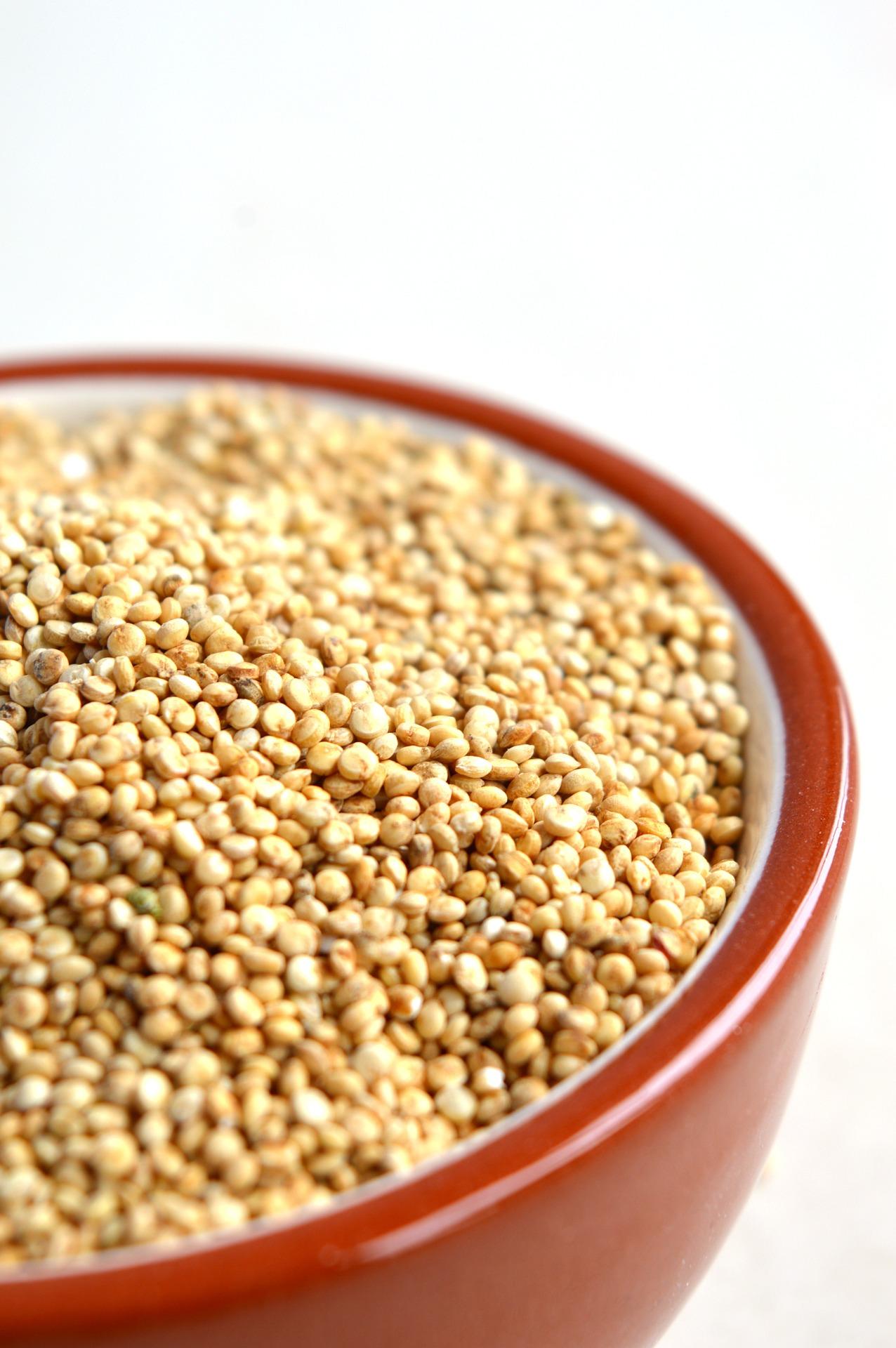 Quinoa- superpotravina