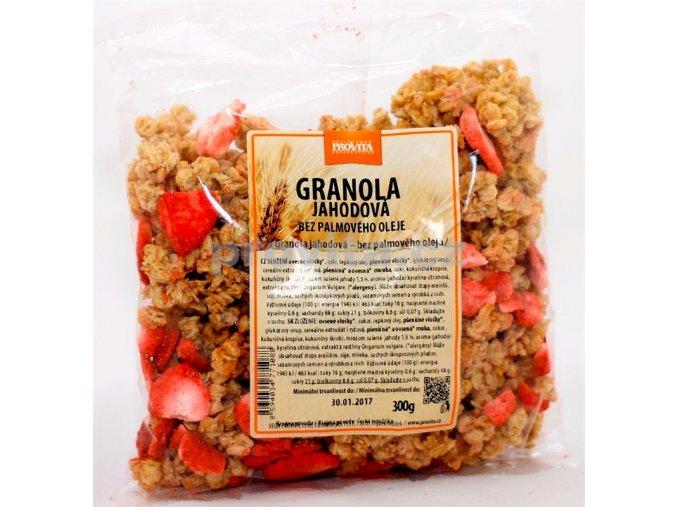 granola jahodova 300g