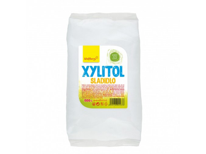 xylitol sladidlo 350 g wolfberry