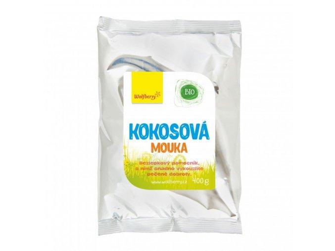 kokosova mouka wolfberry bio 400 g