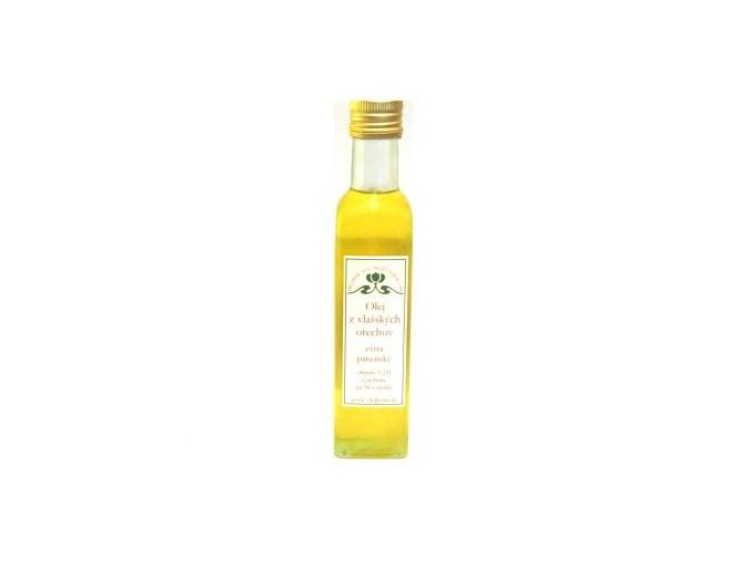 Olej z vlašských orechov 250ml
