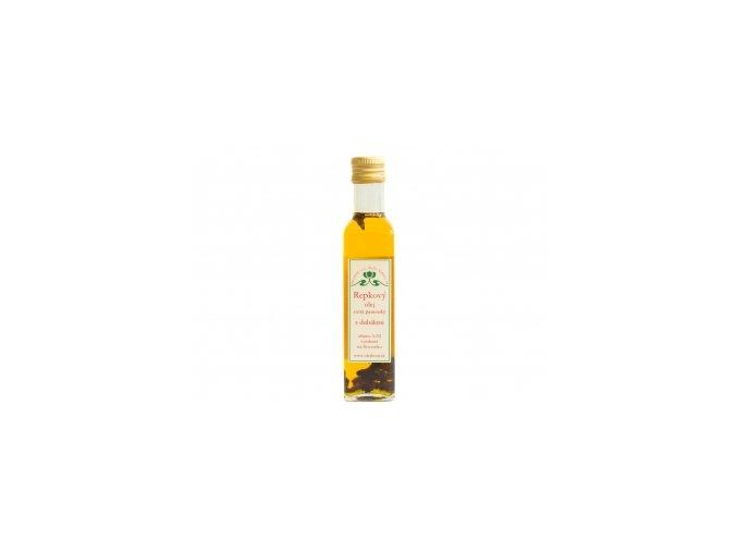 Repkový olej s dubákmi 250ml