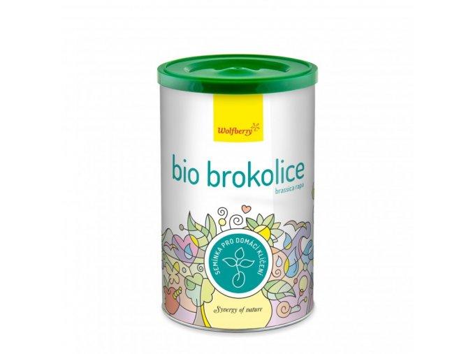 brokolice wolfberry bio seminka na kliceni 200 g