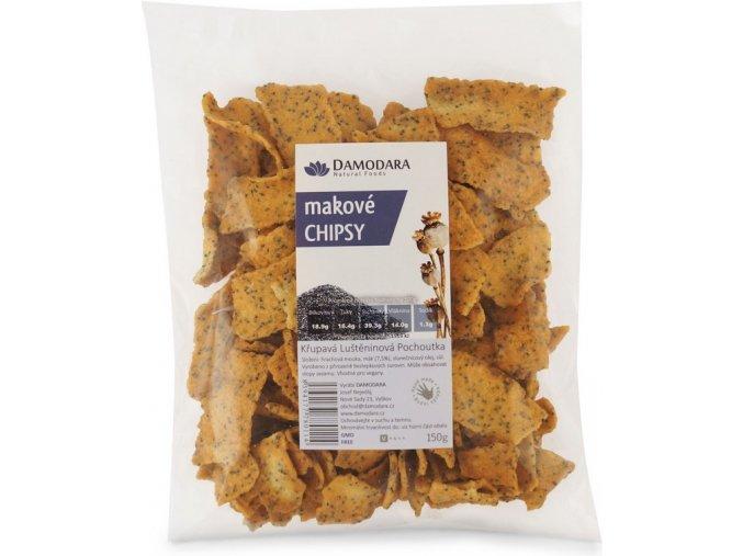 damodara makove chipsy