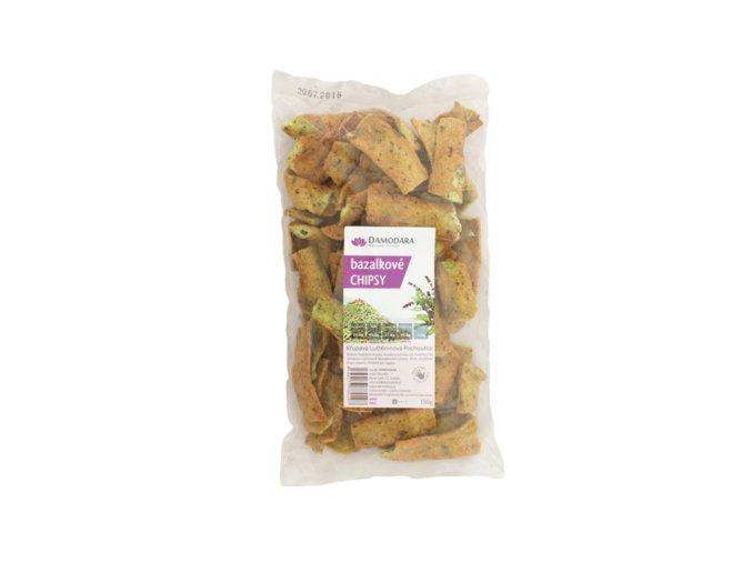 chipsy bazalka damodara